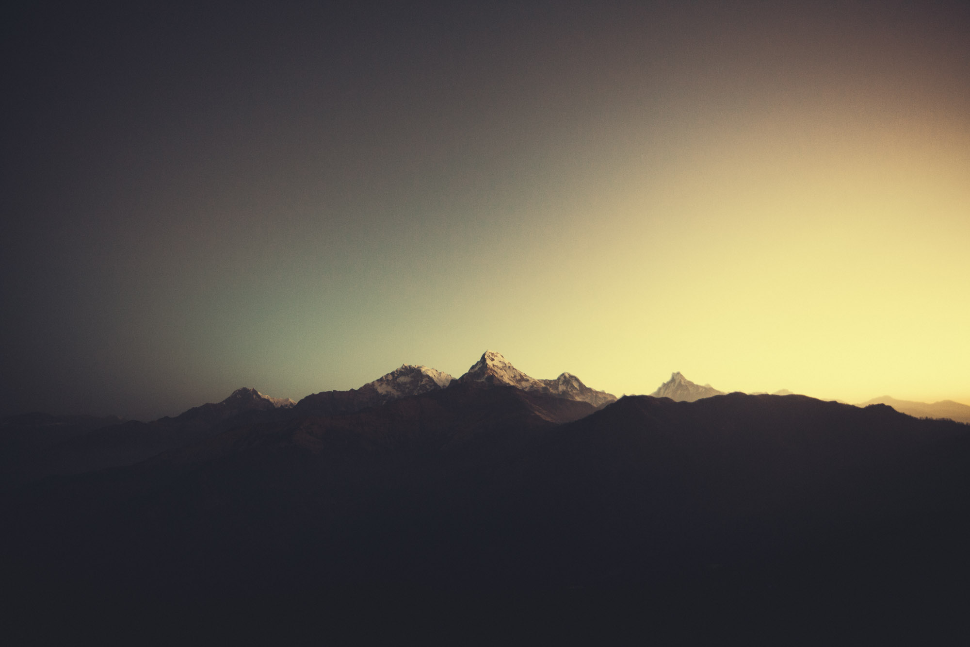 Mountains miiniim for Minimal art hd